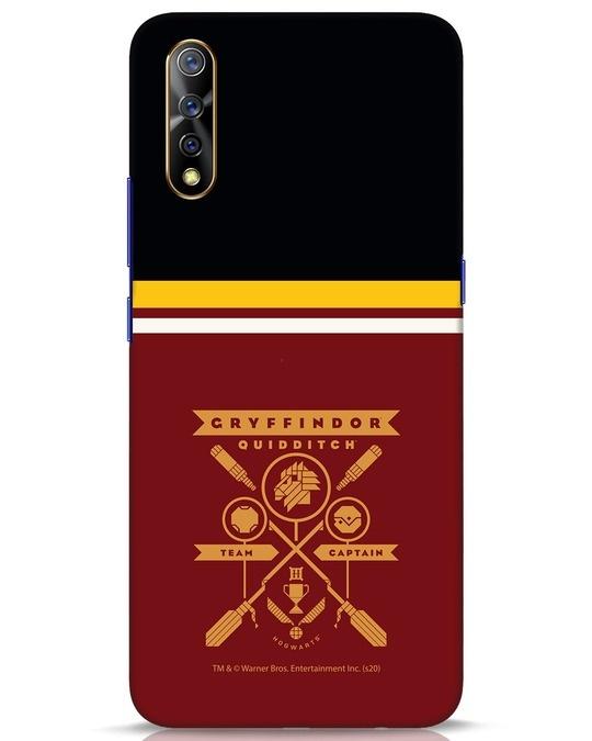 Shop Heir Of Godric Gryffindor Vivo S1 Mobile Cover-Front