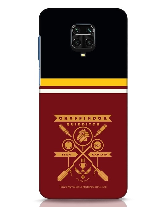 Shop Heir Of Godric Gryffindor Xiaomi Redmi Note 9 Pro Mobile Cover-Front