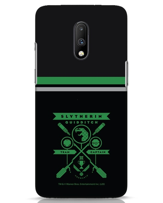 Shop Heir Of Salazar Slytherin OnePlus 7 Mobile Cover-Front