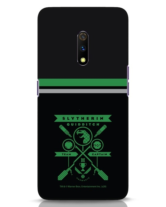 Shop Heir Of Salazar Slytherin Realme X Mobile Cover-Front