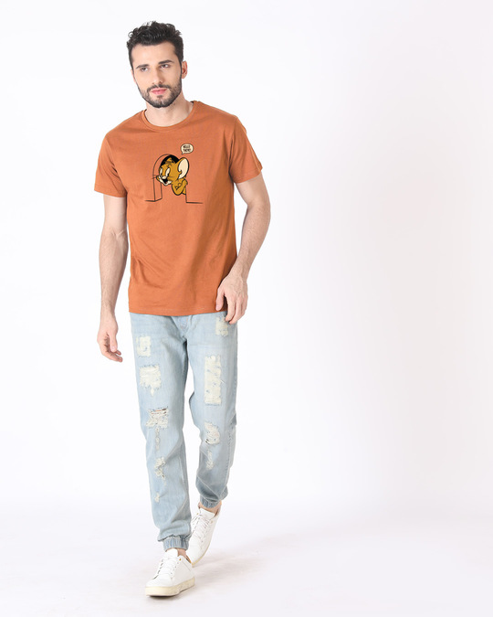 Shop Hello There Jerry Half Sleeve T-Shirt (TJL)