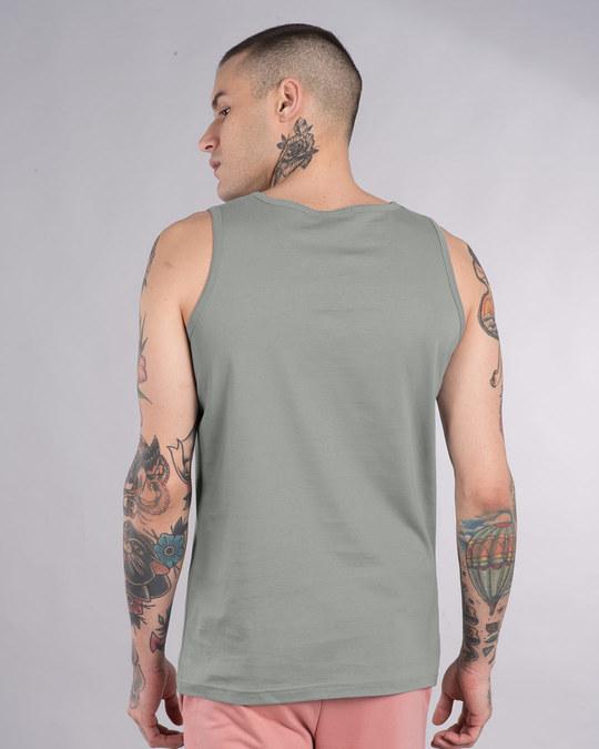 Shop Hello There Jerry Vest (TJL)-Back