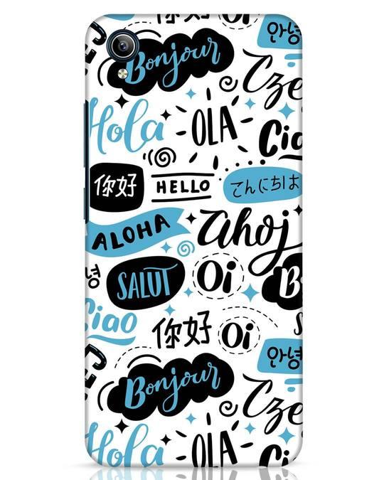 Shop Hello Vivo Y91i Mobile Cover-Front