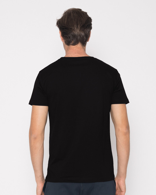 Shop Help Half Sleeve T-Shirt-Full