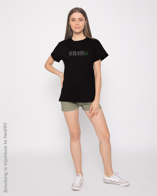 Shop Herbivore Boyfriend T-Shirt