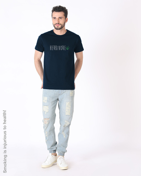 Shop Herbivore Half Sleeve T-Shirt
