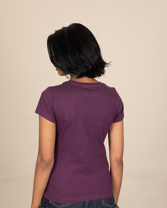 Shop Hero Half Sleeve T-Shirt-Back
