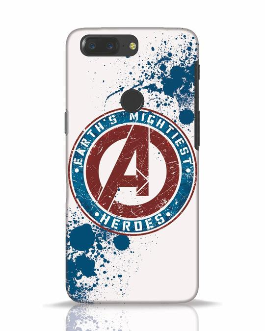Shop Heroes OnePlus 5T Mobile Cover-Front