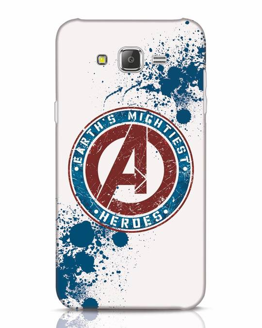 Shop Heroes Samsung Galaxy J7 Mobile Cover-Front