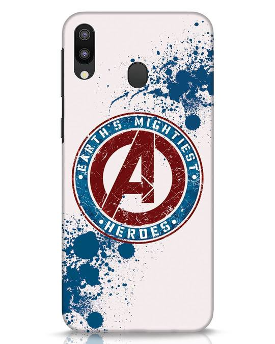 Shop Heroes Samsung Galaxy M20 Mobile Cover-Front