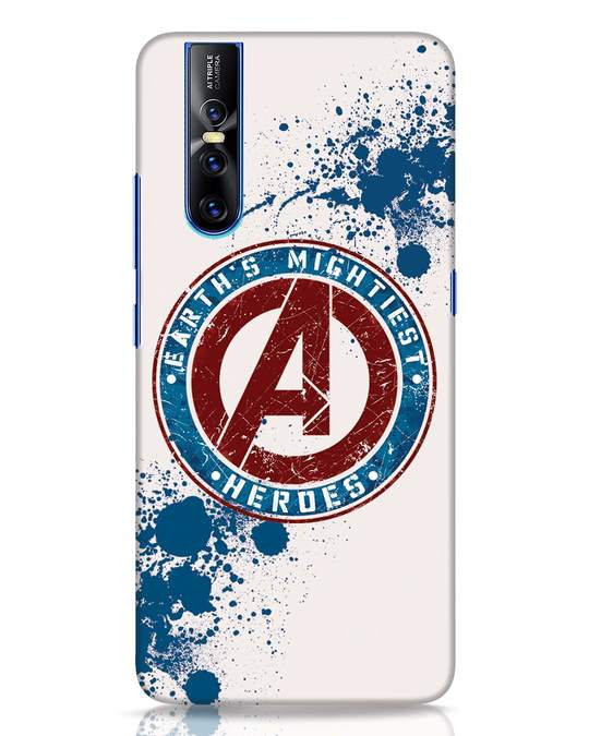 Shop Heroes Vivo V15 Pro Mobile Cover-Front