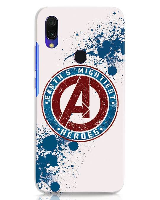 Shop Heroes Xiaomi Redmi 7 Mobile Cover-Front