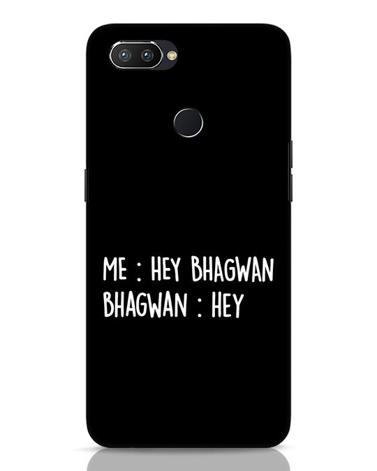 Shop Hey Bhagwan Realme 2 Pro Mobile Cover-Front