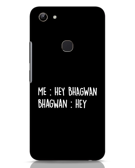 Shop Hey Bhagwan Vivo Y81 Mobile Cover-Front