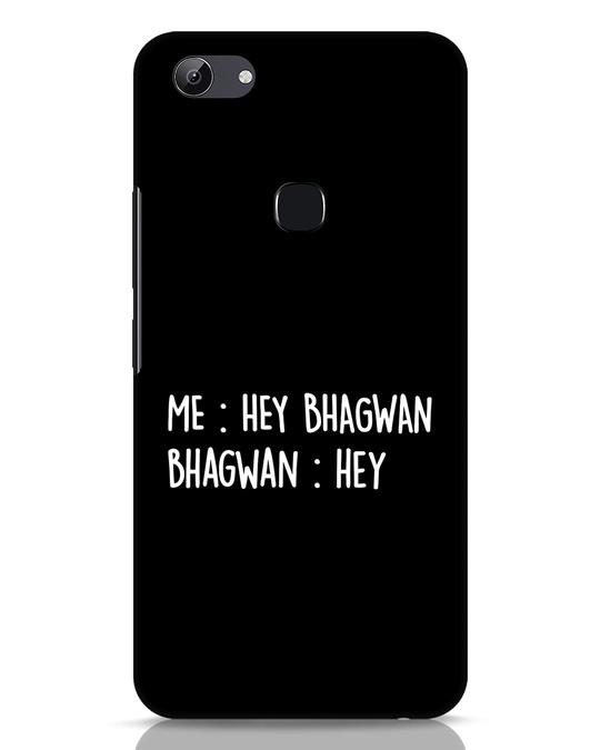 Shop Hey Bhagwan Vivo Y83 Mobile Cover-Front