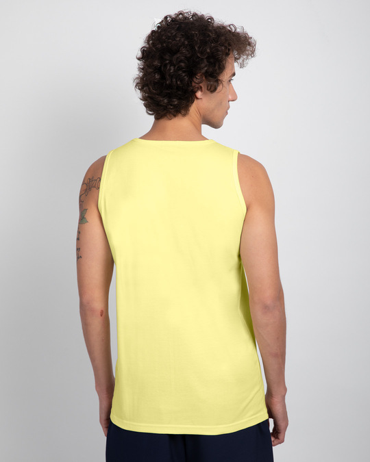 Shop Hey There Imposter Round Neck Vest-Full