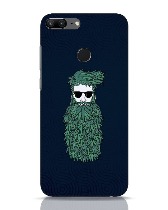 Shop High Beard Huawei Honor 9 Lite Mobile Cover-Front