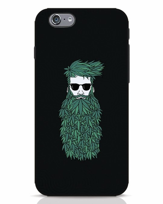 Shop High Beard iPhone 6s Mobile Cover-Front