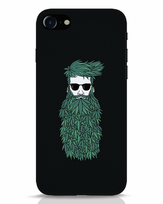 Shop High Beard iPhone 8 Mobile Cover-Front