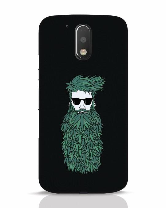 Shop High Beard Moto G4 Plus Mobile Cover-Front