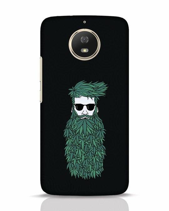 Shop High Beard Moto G5s Mobile Cover-Front