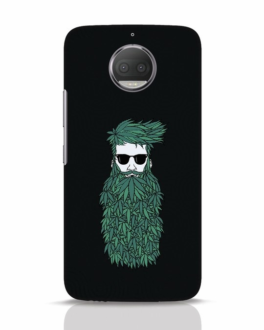 Shop High Beard Moto G5s Plus Mobile Cover-Front