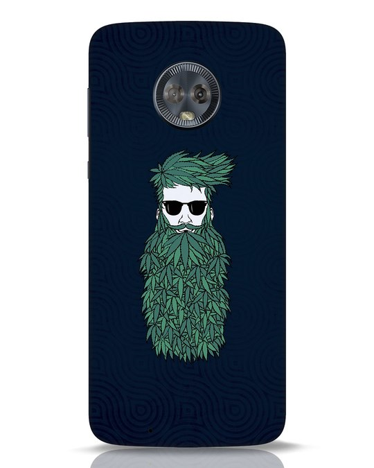 Shop High Beard Moto G6 Mobile Cover-Front