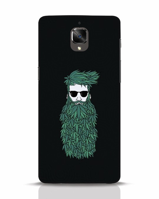 Shop High Beard OnePlus 3 Mobile Cover-Front