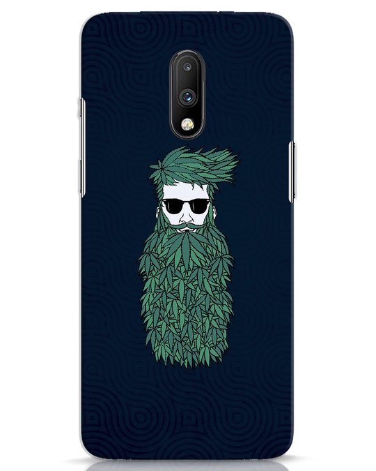 Shop High Beard OnePlus 7 Mobile Cover-Front
