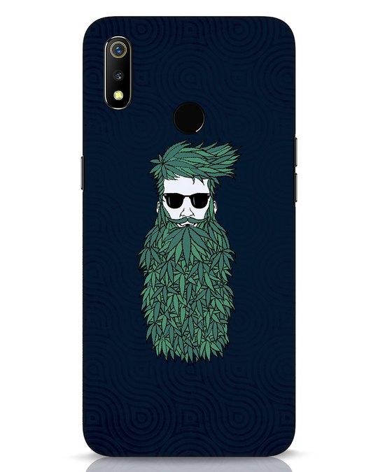 Shop High Beard Realme 3 Mobile Cover-Front
