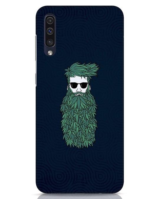 Shop High Beard Samsung Galaxy A50 Mobile Cover-Front