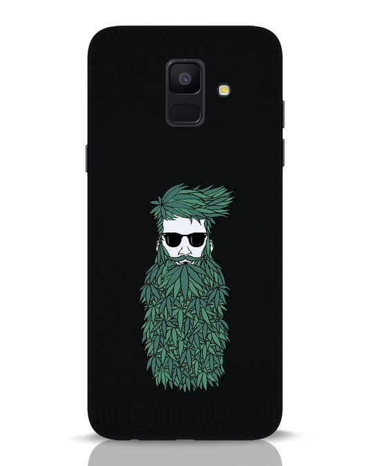 Shop High Beard Samsung Galaxy A6 2018 Mobile Cover-Front