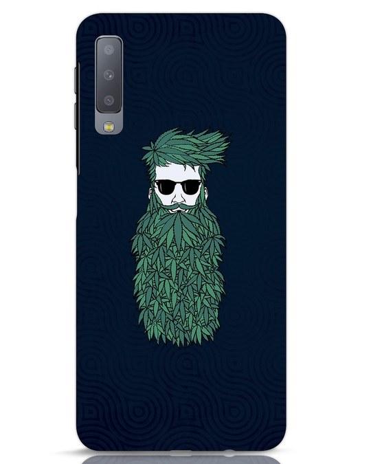 Shop High Beard Samsung Galaxy A7 Mobile Cover-Front