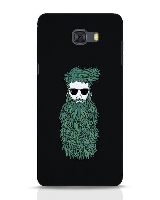 Shop High Beard Samsung Galaxy C9 Pro Mobile Cover-Front