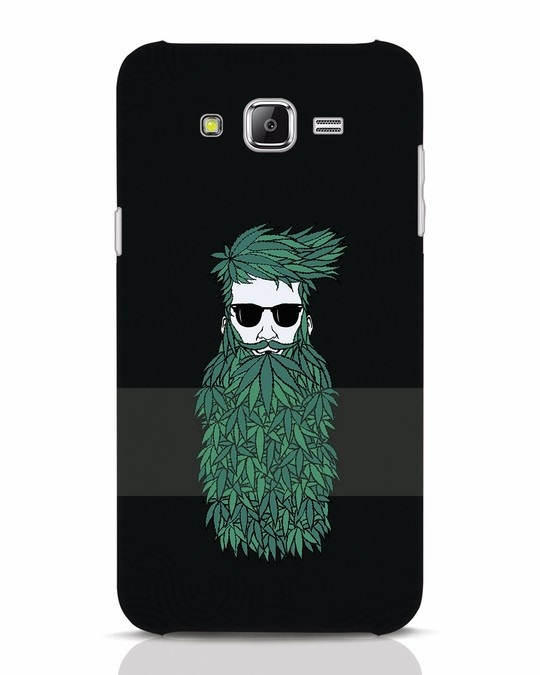 Shop High Beard Samsung Galaxy J7 Mobile Cover-Front