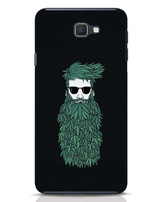 Shop High Beard Samsung Galaxy J7 Prime Mobile Cover-Front