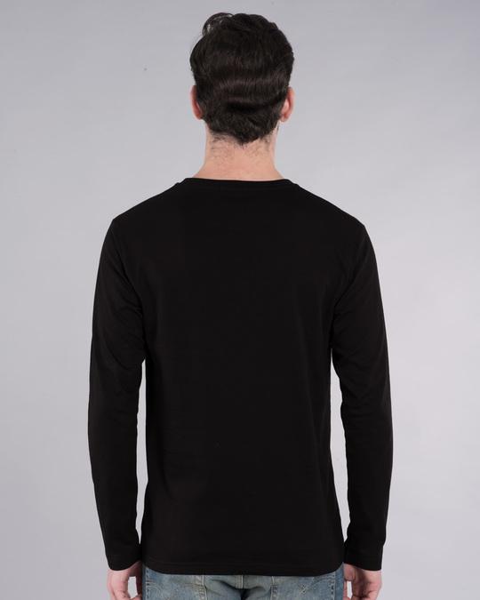 Shop High Beard Vintage Full Sleeve T-Shirt-Back