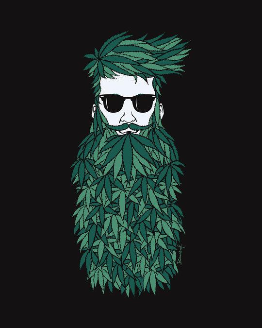 Shop High Beard Vintage Full Sleeve T-Shirt