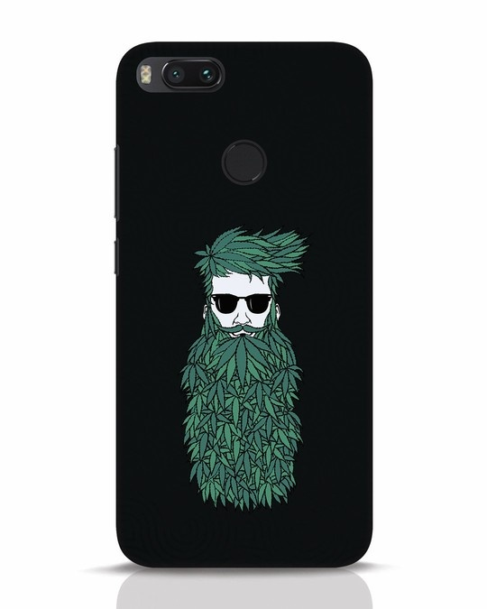 Shop High Beard Xiaomi Mi A1 Mobile Cover-Front