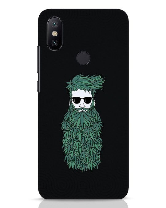 Shop High Beard Xiaomi Mi A2 Mobile Cover-Front