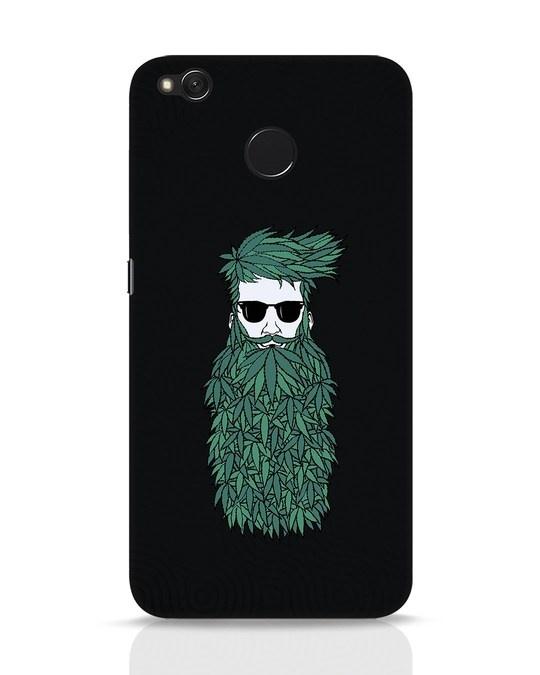 Shop High Beard Xiaomi Redmi 4 Mobile Cover-Front