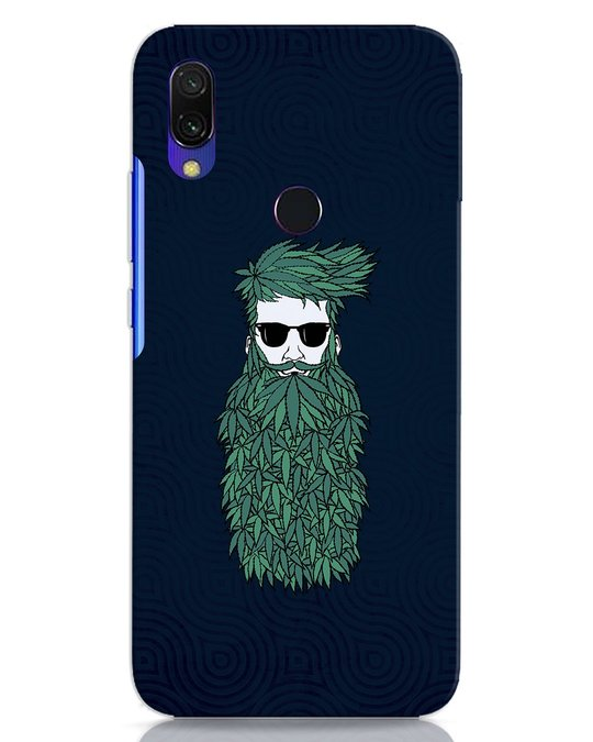 Shop High Beard Xiaomi Redmi 7 Mobile Cover-Front