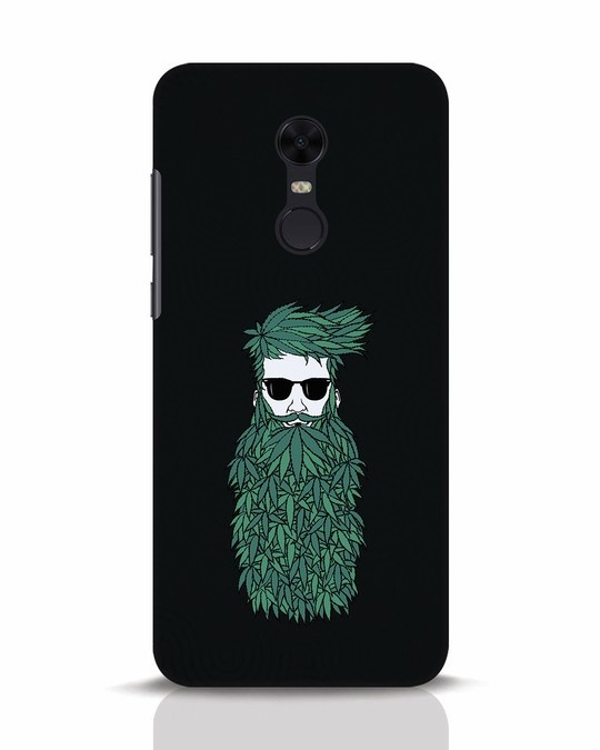 Shop High Beard Xiaomi Redmi Note 5 Mobile Cover-Front