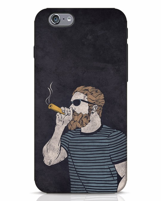 Shop High Dude iPhone 6 Mobile Cover-Front
