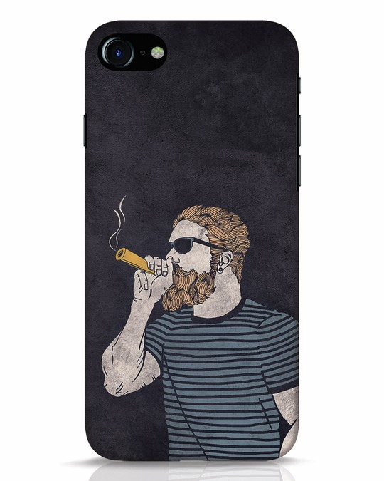 Shop High Dude iPhone 7 Mobile Cover-Front