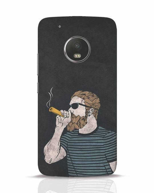Shop High Dude Moto G5 Plus Mobile Cover-Front