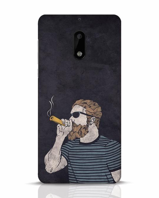 Shop High Dude Nokia 6 Mobile Cover-Front