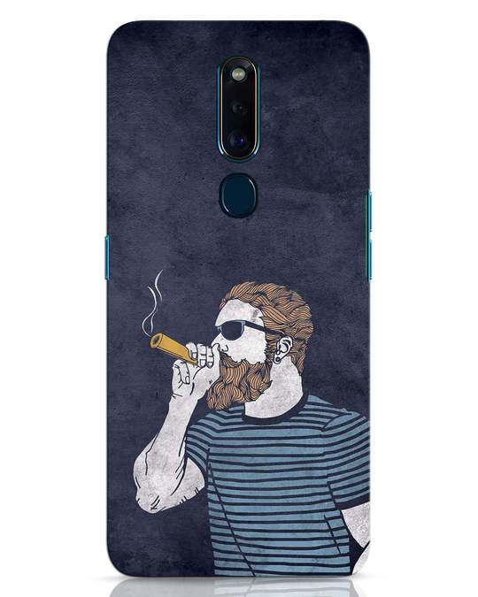 Shop High Dude Oppo F11 Pro Mobile Cover-Front