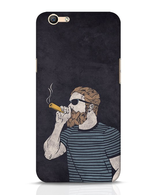 Shop High Dude Oppo F1s Mobile Cover-Front