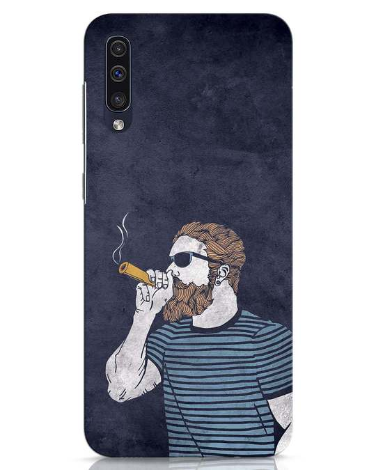 Shop High Dude Samsung Galaxy A50 Mobile Cover-Front